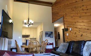Griz Inn Fernie – 2-Bedroom Loft Apartment – Unit 311-LivingRoom-4