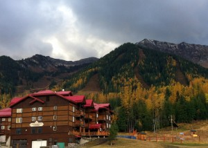 Fall Getaways to Fernie Alpine Resort