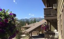 Griz Inn Fernie – 2-Bedroom Apartment – Unit 204 Balcony
