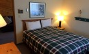 Griz Inn Fernie – 2-Bedroom Loft – Unit 311 Bedroom