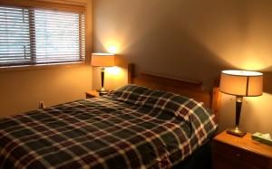 Griz Inn Bedroom at Fernie Alpine Resort