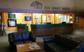 Griz Inn - Front Desk