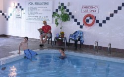 Griz Inn Indoor Pool