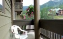Griz Inn Suite Balcony