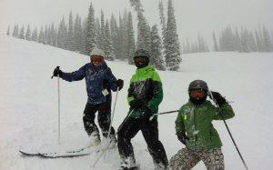 Ski Fernie Family Vacation